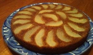 6_Date Pear Cake